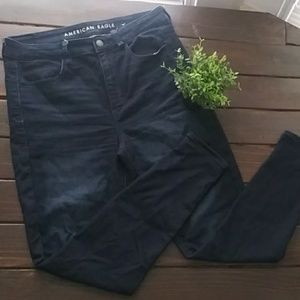 American Eagle Outfitters Jeans - American Eagle High Rise Jegging Jean Size 6 Short